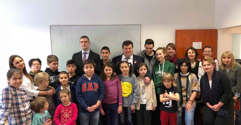 Гости от България за 3ти март